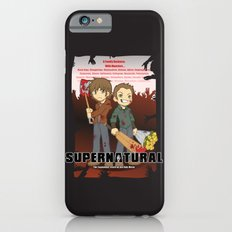 Supernatural - Goin to the Winchesters Slim Case iPhone 6s
