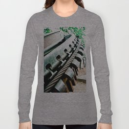 Remnant of Mt. Lowe Railway Long Sleeve T-shirt