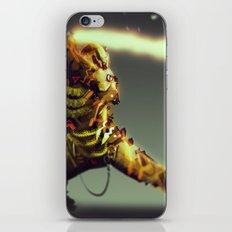 Scorpion Cyber Evolution iPhone & iPod Skin