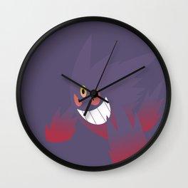 Mega Gengar Wall Clock