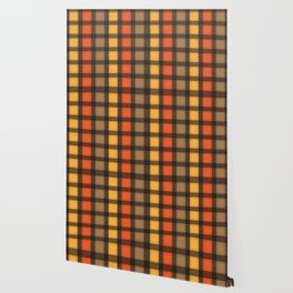 The Fall Plaid Occasion Wallpaper