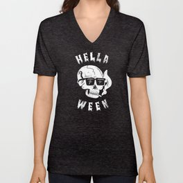 Hellaween Unisex V-Neck