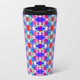 Happy-dreams-pattern Travel Mug