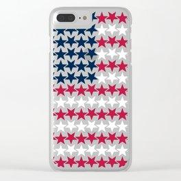 UStars H Clear iPhone Case