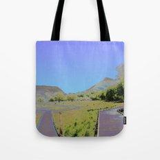 Chromascape 10: Snowdon Tote Bag