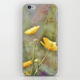 Buttercup Delight iPhone Skin