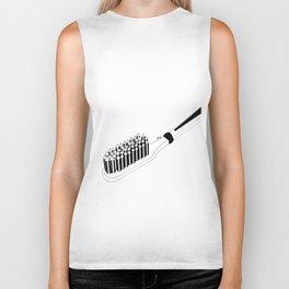 Creative toothbrush Biker Tank