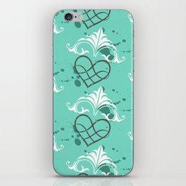 Fresh heart iPhone Skin