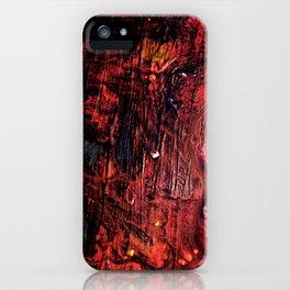 Dark  Sea Symphony iPhone Case