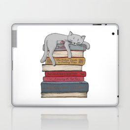 How to Chill Like a Cat Laptop & iPad Skin