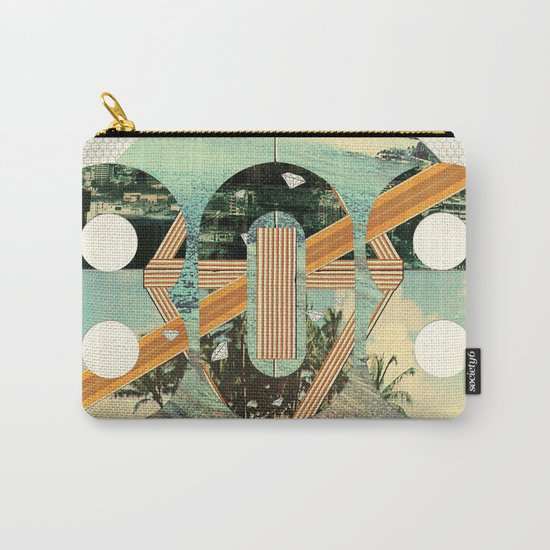 808 State Carry-All Pouch