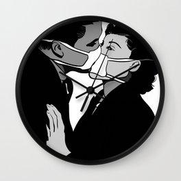 TODAY KISS Wall Clock