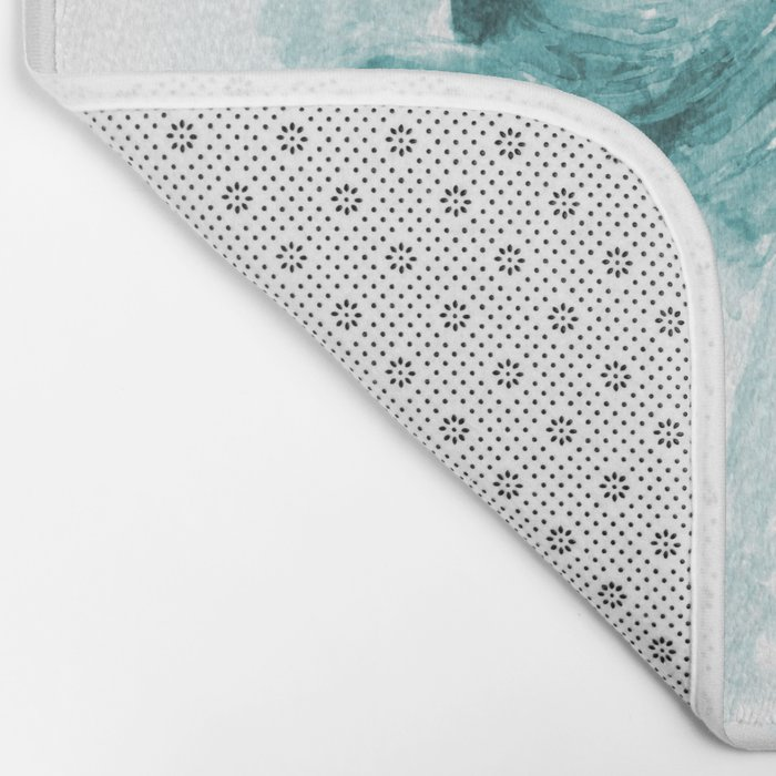 Letting Go Bath Mat
