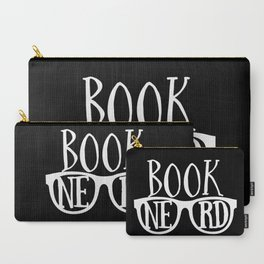Book Nerd Carry-All Pouch