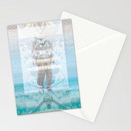 ( A || I ) spirazione Stationery Cards