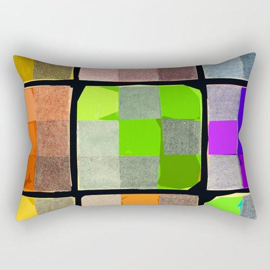 Tender Buttons Rectangular Pillow