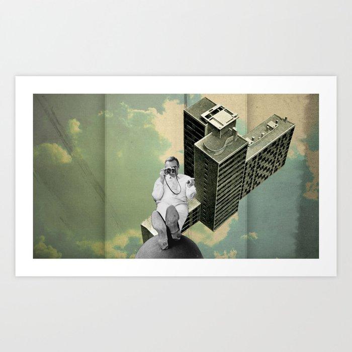 """Levitation"" Art Print"