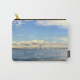 Bridge Over the Rio Negro Carry-All Pouch