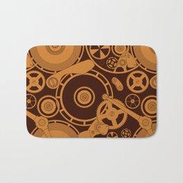 Clockwork 1 Bath Mat