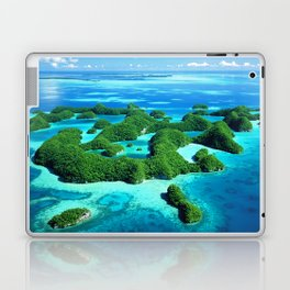 Palau Island Paradise Laptop & iPad Skin