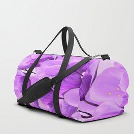 Violet Anemones Spring Atmosphere #decor #society6 #buyart Duffle Bag