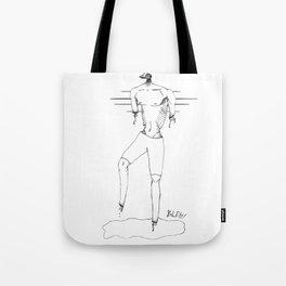 Inner Fed Up Tote Bag