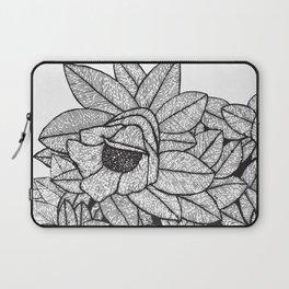 Floral Meditation 2 Laptop Sleeve