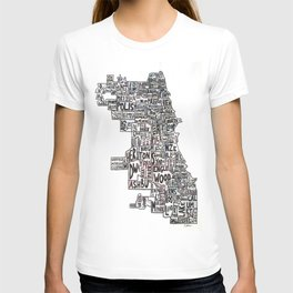 Wrigley And Beyond T-shirt