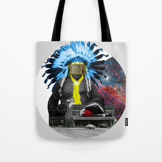 Indian Pop 94 Tote Bag