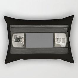 Retro 80's objects - Videotape Rectangular Pillow