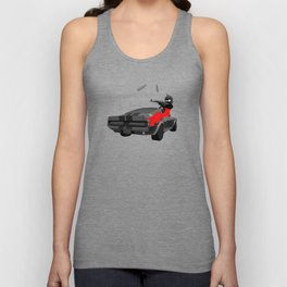 Sift Heads - Throw Some Lead Unisex Tank Top