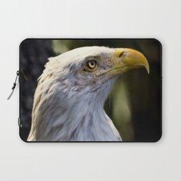 Proud Bald Eagle Laptop Sleeve