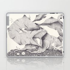 sur la plaine Laptop & iPad Skin