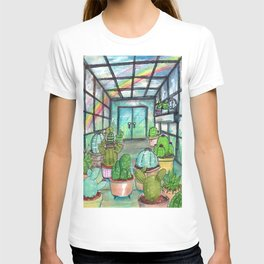cactus are awesome T-shirt