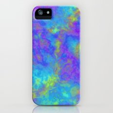 Psychedelic Mushrooms Effects iPhone (5, 5s) Slim Case