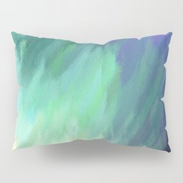 Washed Away Pillow Sham