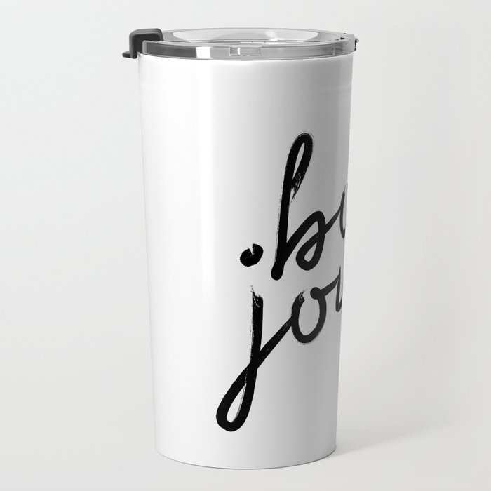 Bon Jour, French Quotes, French Prints, French Wall Prints, French Travel Mug