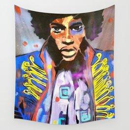 JIMI Wall Tapestry