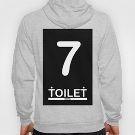 TOILET CLUB #7 Hoody