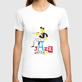 jazz appeal T-shirt