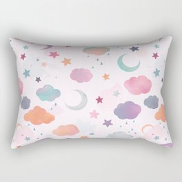 La Lune Rectangular Pillow