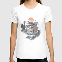 koi fish T-shirts featuring koi fish by itssummer85