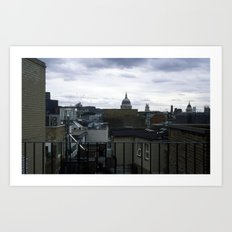 London #2 Art Print