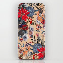 Magical Garden XIII iPhone Skin