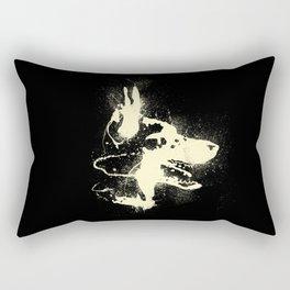 watchdog Rectangular Pillow