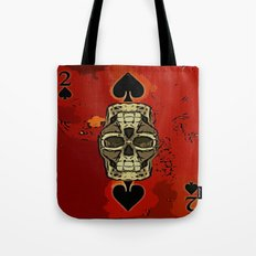DUECES ARE WILD V2 - 002 Tote Bag