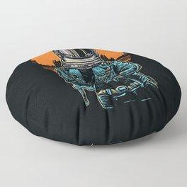 Rebel Astronout Floor Pillow