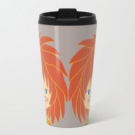 Zodiac - Leo  Travel Mug