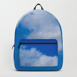#Love is in the #Air a #cloud is #heart Backpack