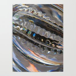 crystal ball detail Poster